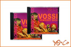 CD Vossi vergisst sich
